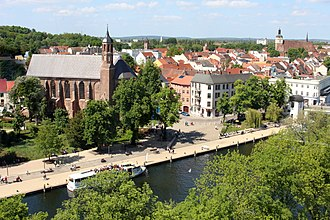 Brandenburg an der Havel - Brandenburg an der Havel in May 2015