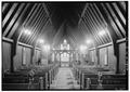 St. John Chrysostom Church, Church Street, Delafield, Waukesha County, WI HABS WIS,67-DELA,2-5.tif