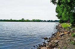 Lake Bellevue Natural Or Man Made