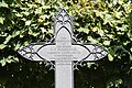St. Walburga Gelsdorf, Südseite, Alter Friedhof, Erinnerungskreuz.jpg