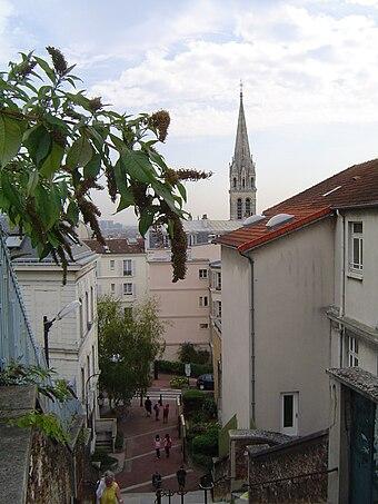 Plombier Saint-Cloud (92210)
