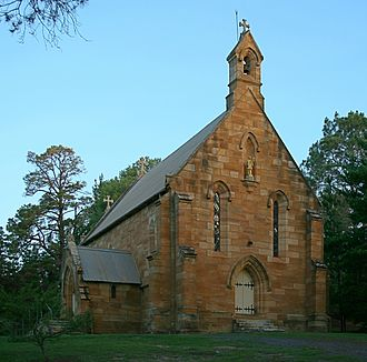 Berrima, New South Wales - St. Francis Xavier Catholic Church