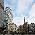 St Andrew Undershaft, St Mary Axe, London EC3 - geograph.org.uk - 1078338.jpg