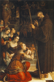 St Francis of Paola Blessing the Son of Louisa of Savoy.png