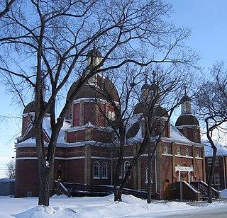 Ukrainian Catholic Eparchy of Saskatoon eparchy