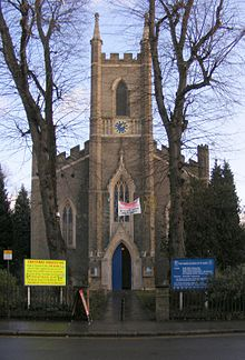 St James, Enfield Highway.JPG