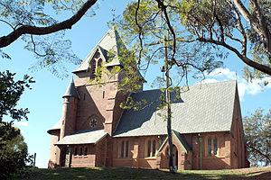 Menangle, New South Wales - Image: St James Menangle 1
