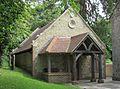 St Margaret of Antioch Church, Church Road, Fernhurst (June 2015) (Church Hall).JPG