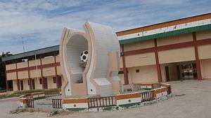 迪法: Stade de Diffa 3
