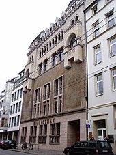 Schwerin Bibliothek