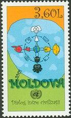 Stamp of Moldova RM439.jpg