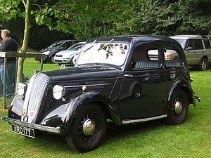 Standard Nine Castle Hedingham 1056cc reg 10 june 1938 06.JPG
