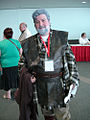 Star Wars Celebration IV - George Lucas - flannel Jedi (4878888644).jpg