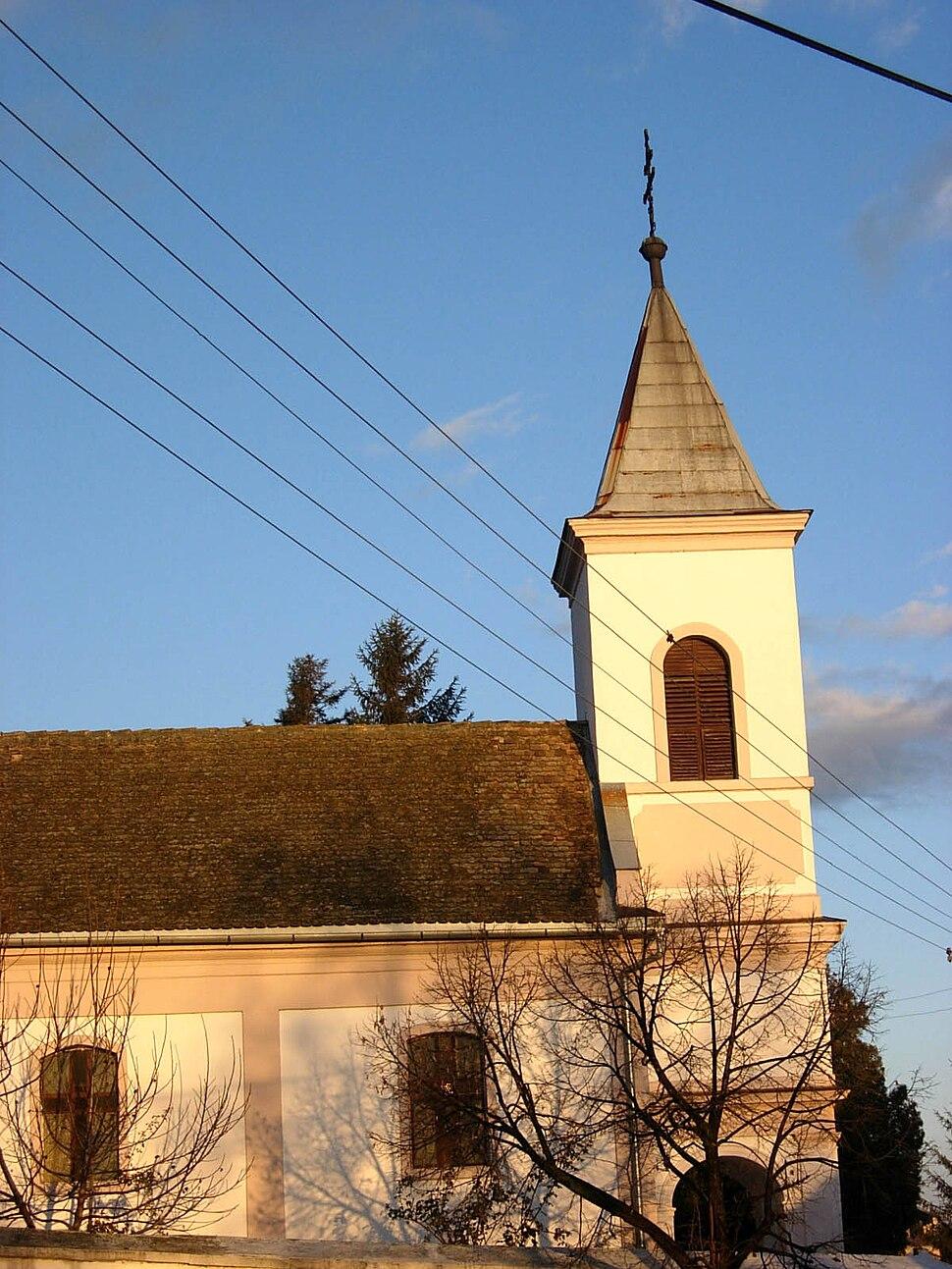 Stari Slankamen, Catholic Church