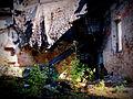 Stary Hangar PKP w Tychach. Budynki warsztatowe 1.JPG