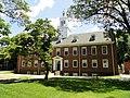 State House - Curry College, Milton, Massachusetts - DSC00671.JPG