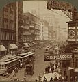 State Street, Chicago, Ill. (North from Adams), from Robert N. Dennis collection of stereoscopic views (cropped).jpg