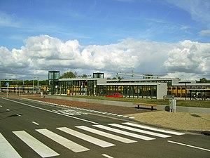 Amersfoort Vathorst railway station - Image: Station Amersfoort Vathorst