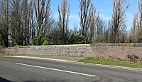Station Road railway bridge, Storeton 3.jpg
