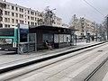 Station Tramway IdF Ligne 6 Georges Pompidou - Clamart (FR92) - 2021-01-03 - 5.jpg