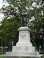 Statue of András Dugonics, Segedin, Foto-tura, 019.jpg