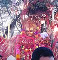 Statue of Pathibhara Devi.JPG