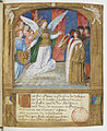 Statuts de l'ordre de Saint-Michel - BNF Fr14363 f3r (apparition de saint Michel).jpg