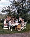 Stefan & Ragnhild Anderson coffee group 1961.jpg