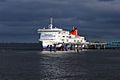 Stena Lagan, Twelve Quays ferry terminal, River Mersey (geograph 4493118).jpg