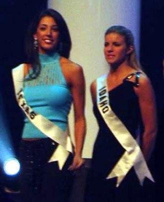 Miss Idaho USA - Kimberly Weible, Miss Idaho USA 2004