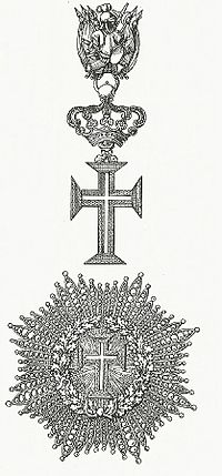 Ster en kleinood van de Orde van Christus (Heilige Stoel).jpg