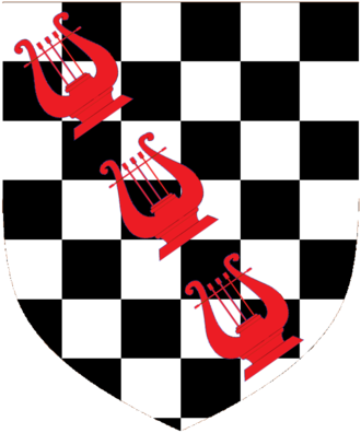 Jeffrey Sterling, Baron Sterling of Plaistow - Shield of arms