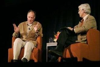 David Sterritt - David Sterritt interviews Werner Herzog at the 49th San Francisco Film Festival, 2006