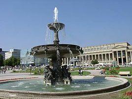 Stuttgart Schlossplatz (Castle square)