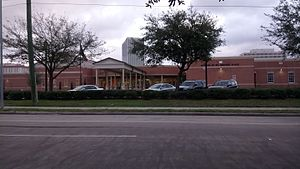 Afton Oaks, Houston - St. George Place Elementary School