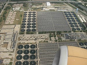 Metropolitan Water Reclamation District of Greater Chicago - Stickney Water Reclamation Plant