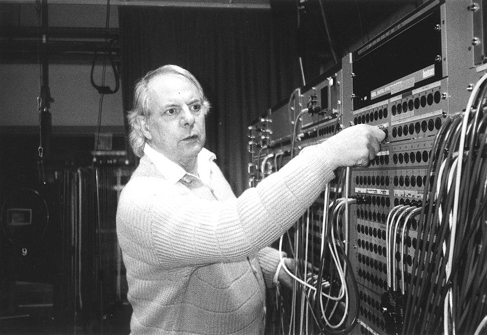 Stockhausen 1994 WDR