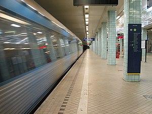 Hötorget metro station