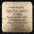 Stolperstein Essener Str 11 (Moabi) Walter Arndt.jpg