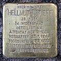 Stolperstein Sybelstr 66 (Charl) Hellmuth Stieff.jpg