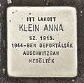 Stolperstein für Anna Klein.JPG