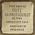 Stolperstein für Fritz Hammerschmidt (Cottbus).jpg