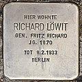 Stolperstein für Richard Löweit.jpg