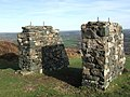 Stone pillars on eastern slope of Carningli - geograph.org.uk - 330059.jpg