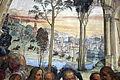 Storie di s. benedetto, 12 sodoma - Come Benedetto riceve li due giovanetti romani Mauro e Placido 02.JPG