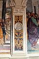 Storie di s. benedetto, 33 sodoma - Come Benedetto scomunica due religiose e le assolve poi che furono morte 11.JPG