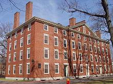 List Of Harvard College Freshman Dormitories