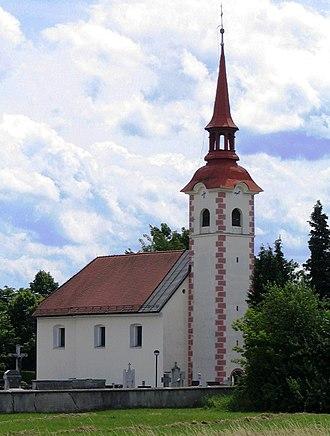 Stožice (Ljubljana) - Saint George's Church