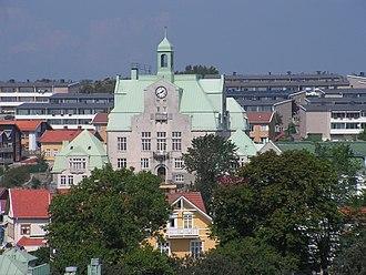 Strömstad Municipality - City Hall of Strömstad