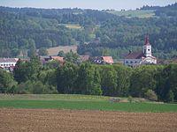 Strmilov, kostel svatého Jiljí.jpg